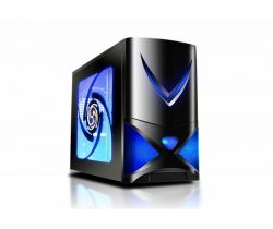 Xion AXP 100 Gaming Series Steel ATX Mid Tower Computer Case